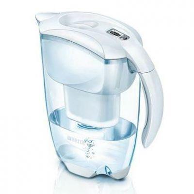 Brita  Elemaris Cool 2,4 Liter weiß Tischwasserfilter