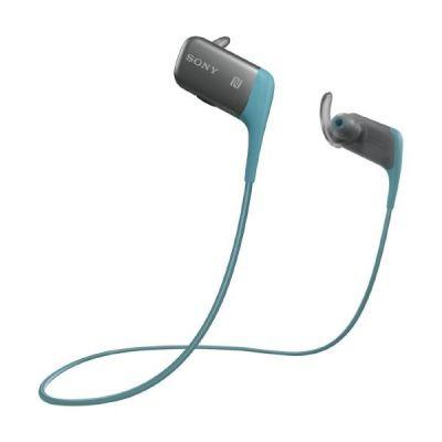 Sony MDR-AS600BT In Ear Kopfhörer – Bluetooth – NFC – Blau