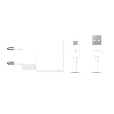 UCH10 Premium Schnell-Ladegerät micro USB weiß