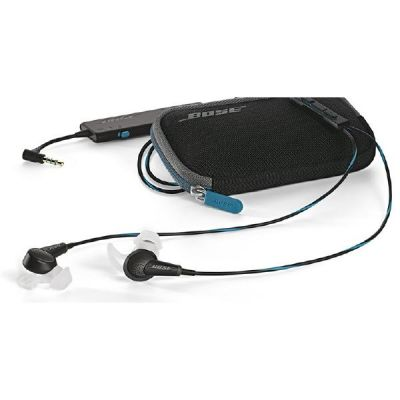 Bose BOSE Quietcomfort 20 Schwarz In Ear Acoustic Noise Cancelling Ohrhörer, Android