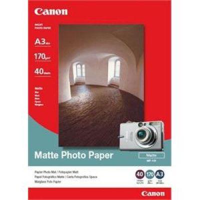 Canon 7981A005 MP-101 Fotopapier, A4, 50 Blatt, 170 g/m² - Preisvergleich
