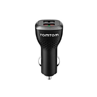 TomTom High-Speed Doppel-USB Autoladegerät