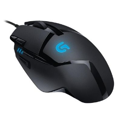 Logitech G402 Hyperion Fury FPS Gaming Mouse Battlefield Bundle