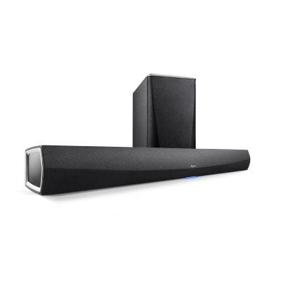 Denon  HEOS HomeCinema wireless Soundbar mit Subwoofer - Schwarz