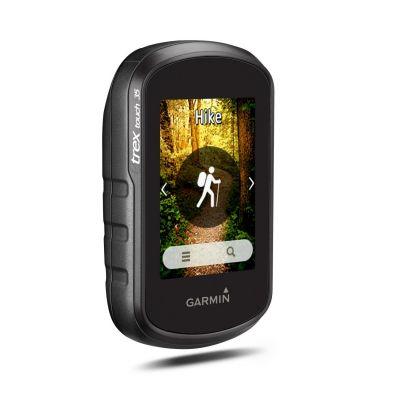 Garmin eTrex Touch 35, Navigationssystem