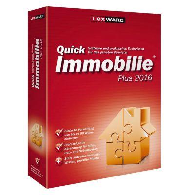 Lexware Quickimmobilie Plus 2016 ESD