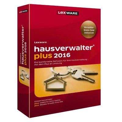 Lexware Hausverwalter 2016 plus ESD