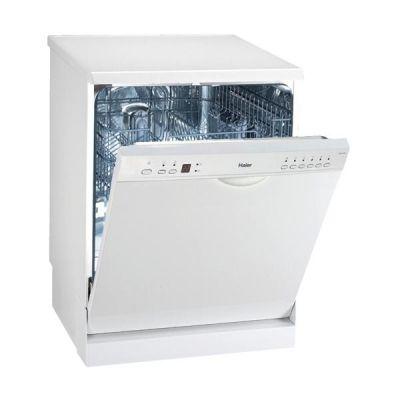 Haier DW12-PFE2 Geschirrspüler Standgerät A+ 60cm Weiß