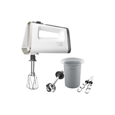 GN 9031 White Collection Handmixer 3 Mix 9000 Deluxe Schnellmixstab