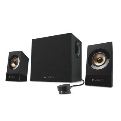 Logitech Z533 2.1 Lautsprechersystem mit Subwoofer 980-001054 - Preisvergleich