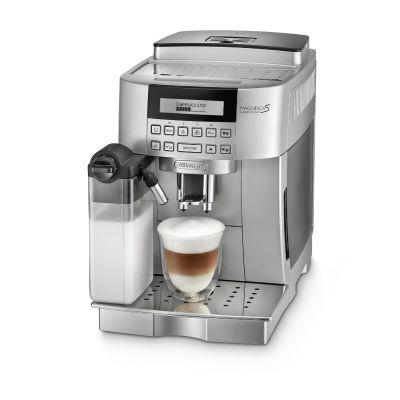 DeLonghi ECAM 22.366.S Kaffeevollautomat Silber