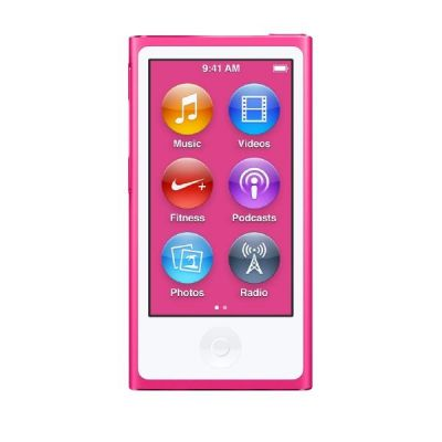 Apple  iPod nano 16 GB - Pink