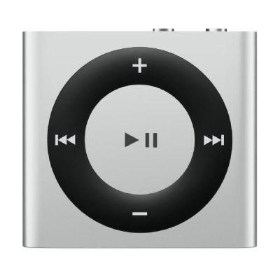 Apple iPod shuffle 2 GB - Silber