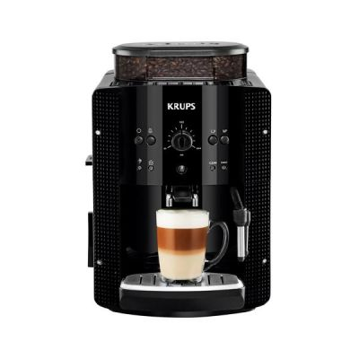 Krups EA 8108 Espresso-Kaffee-Vollautomat Schwarz