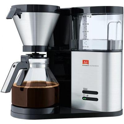 Melitta Aroma Elegance Therm 1012-04 Kaffeemaschine silber