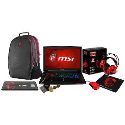 MSI GT72-2QE32SR351BW Notebook i7-4720HQ SSD GTX980M matt Full HD Windows 8.1