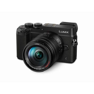Lumix DMC-GX8 Kit 14-140mm Systemkamera schwarz