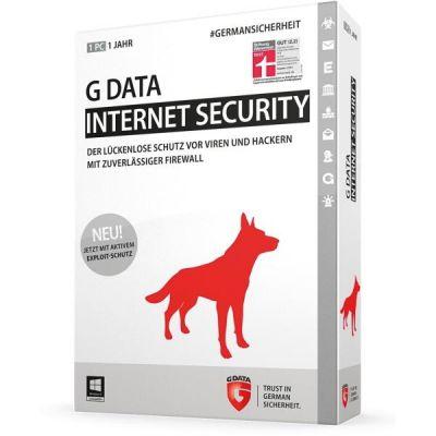 G Data G DATA Internet Security 2 PC 1 Jahr - ESD