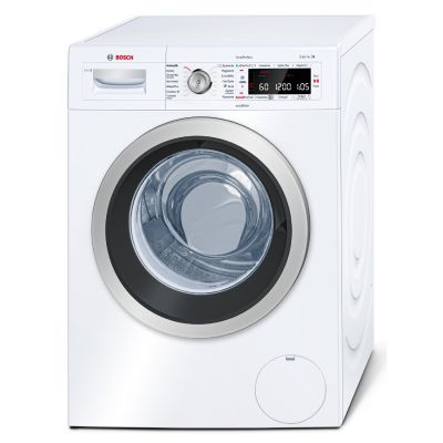 WAW28640 Serie 8 Logixx Waschmaschine Frontlader A+++ -30% 8kg i-DOS Weiß