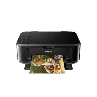 PIXMA MG3650 schwarz Multifunktionsdrucker Scanner Kopierer WLAN