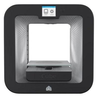 3D Systems Cube3 3D Drucker Gen. 3 grau USB WLA...