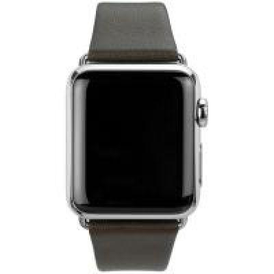 Caseual CASEual Leather Band für Apple Watch 38mm, braun