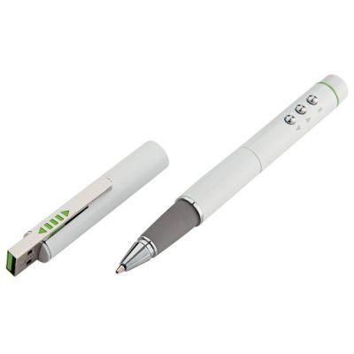 Leitz  Complete 64770001 Pro Presenter Stylus mit Schreibfunktion weiß