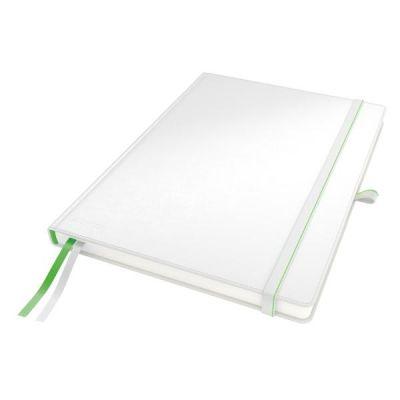 Leitz  Complete 44710001 Notizbuch A4 weiß