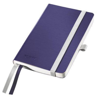 Leitz  Style 44930069 Notizbuch A6 Titan Blau kariert