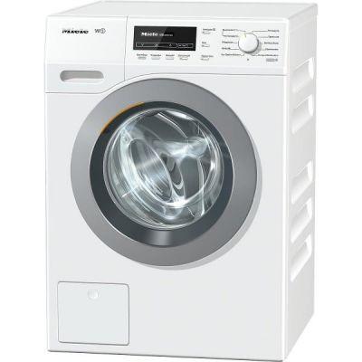 Miele WKB130 WPS Waschmaschine Frontlader A 8kg Weiß