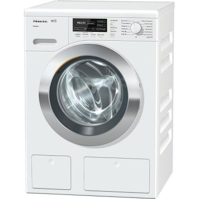 Miele WKG120WPS Waschmaschine Frontlader A 8kg TDos Weiß