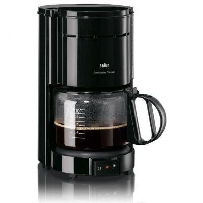 Braun  Aromaster KF 47 Kaffeemaschine schwarz