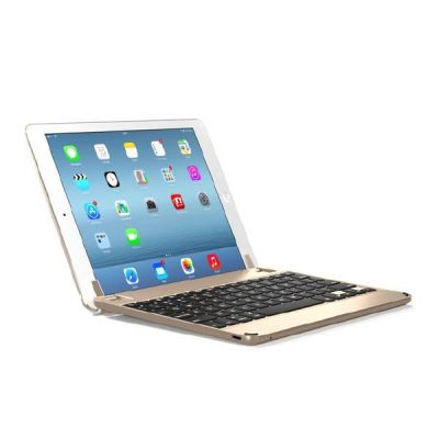 Brydge Air Bluetooth Tastatur für iPad Air/Air 2/Pro 9.7 gold