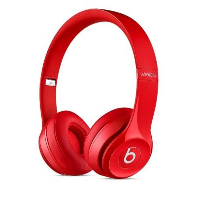 beats by dr dre Beats by Dr. Dre Solo 2 Wireless rot