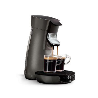 Senseo Philips  HD7833/50 Viva Café titanium / schwarz