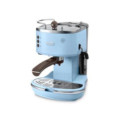 DeLonghi ECOV 311.AZ Icona Vintage Espressomaschine Blau