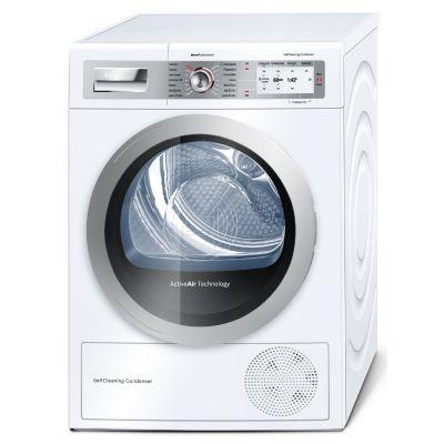 WTY87702 HomeProfessional Wäschetrockner mit Wärmepumpe A++ 8kg Weiß
