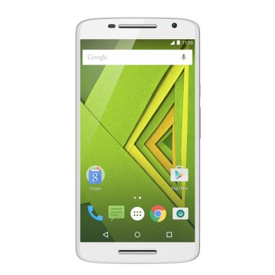 Moto X Play™ 16GB Weiß Android™ Smartphone