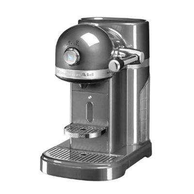 KitchenAid ARTISAN 5KES0503EMS/4 Nespressomaschine medallion silber