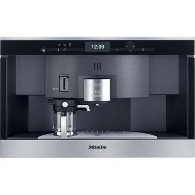 CVA 6431 Einbau-Kaffeevollautomat Nespresso-System Edelstahl