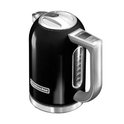 KitchenAid  5KEK1722EOB Wasserkocher 1,7L onyx schwarz