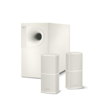 Acoustimass 5 V Stereo Speaker System weiß