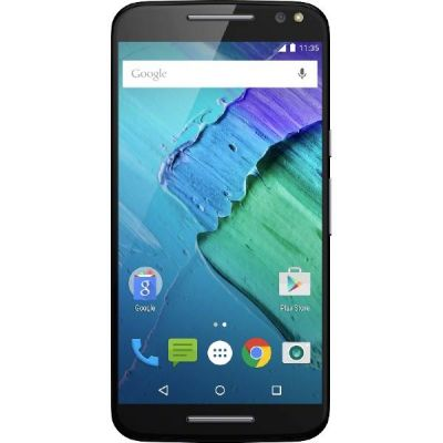 Moto X Style™ Schwarz Android™ Smartphone