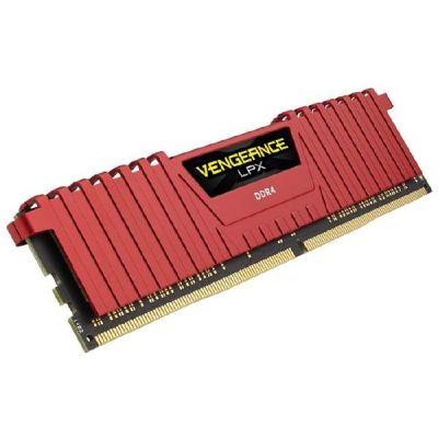 Corsair 16GB (2x8GB)  Vengeance LPX Rot DDR4-2133MHz CL13 (CL13-15-15-28) RAM