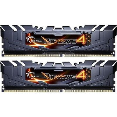 G Skill 16GB (2x8GB) G.Skill Ripjaws 4 DDR4-3000 CL15 (15-15-15-35) RAM DIMM Kit