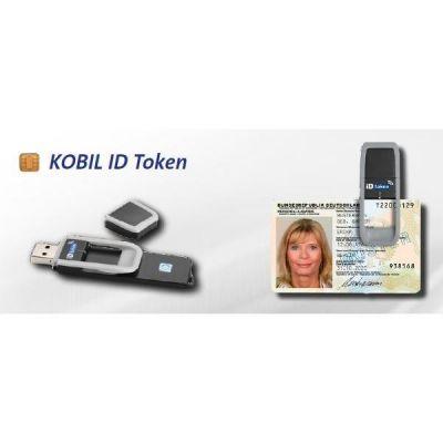 Kobil ID Token Neuer Personalausweis Lesegerät USB