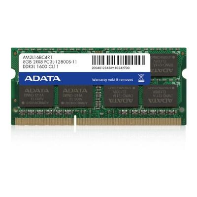Adata 4GB ADATA Premier Series DDR3L-1600 CL11 SO-DIMM RAM