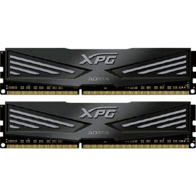 Adata 16GB (2x8GB) ADATA XPC V1.0 DDR3-1600 CL9 (CL9-9-9-24 ) DIMM RAM Kit
