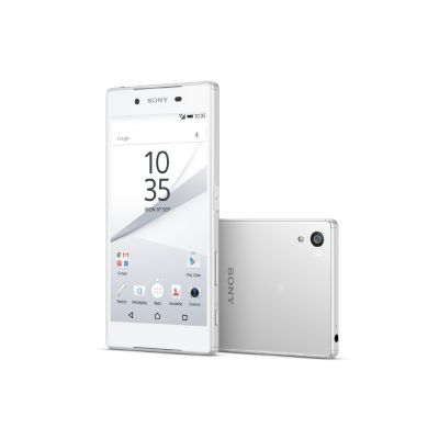 Sony Xperia Z5 white Android Smartphone