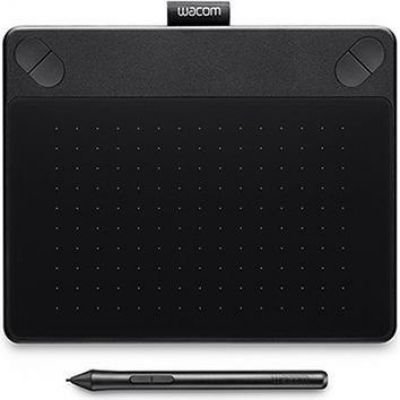 Wacom Intuos Comic Black Pen & Touch, Grafiktablett